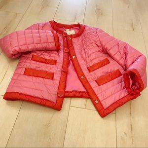kate spade Jackets & Coats - Kate Spade Feminine Puffer Jacket